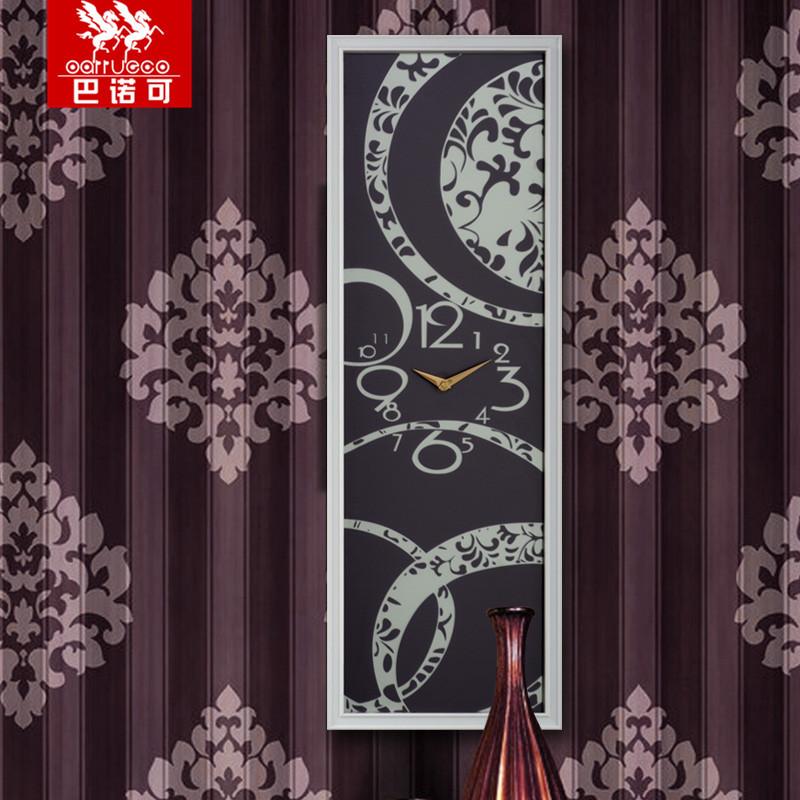Barnes & Noble can watch wall clock creative living room decorative wall clock clock mute IKEA shipping CM2015(China (Mainland))