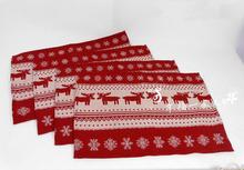 popular christmas table linen