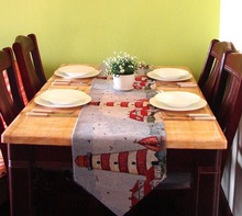 red table napkins promotion