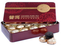buy 3 get 1 Hot Sale Black Tea Flavor Pu er Puerh Tea Chinese Mini Yunnan Puer Tea,Gift Tin box Green Slimming Coffee Free Shipp