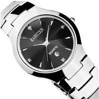 Card poem, authentic tungsten steel watch waterproof business men's watch watch quartz watch