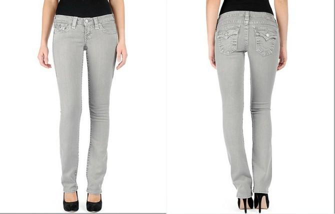 Free Shipping! Wholesale Brand Name Skinny Denim Jeans Women Classic Designer Big U Logo Women's Jeans 189-1180(China (Mainland))