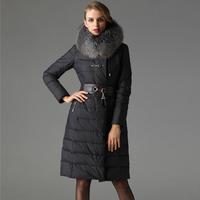 2014 women aged mother dress big fox fur jacket plus fertilizer XL thin silver fox fur