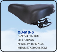 MD-5 Bicycle saddle for city bike/ adult bike/ lady bike