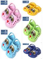 C01 2014 Kwaii Baby Store Children Sandals Kids Cartoon Eva Slipper Garden Mules Clogs Slipper Sandals Shoes For Baby Boys Girls