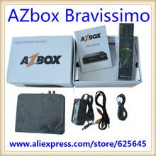 Grátis frete Azbox Bravissimo HD para a américa do sul(China (Mainland))