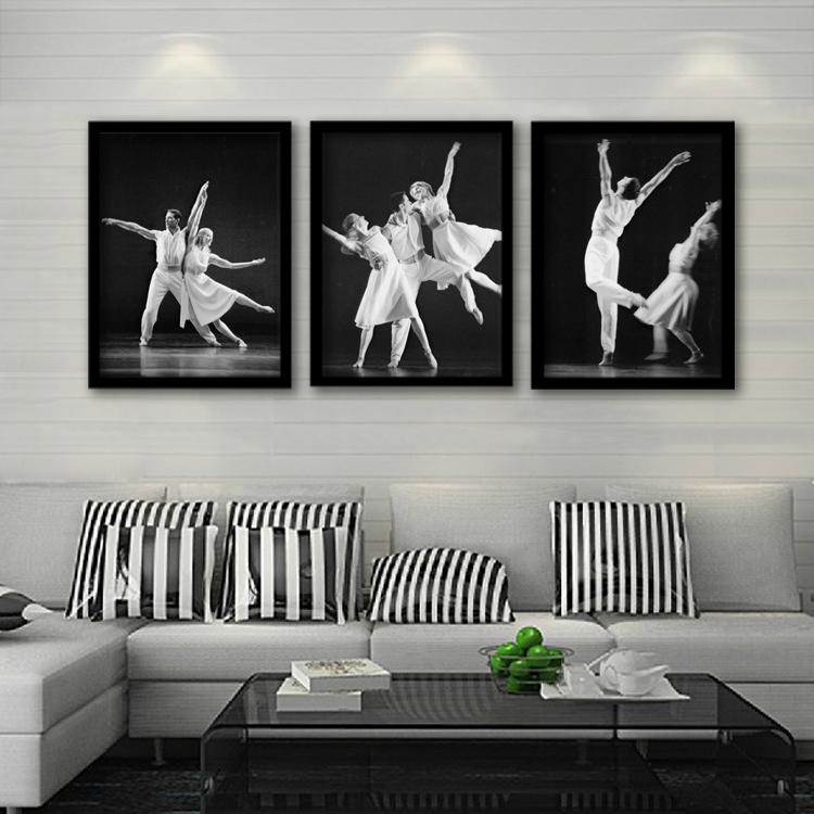 Delige canvas kunst aan de muur foto schilderij decoratie huis - Decoratie woonkamer aan de muur ...