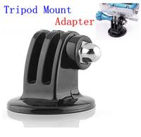 5 x GoPro Hero 3 Mounts Accessories Case monopod Tripod Mount Adapter for Go pro Hero3 Hero2 HD Camera Holder Black Edition