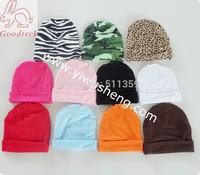 plain baby hat,beanie hat ,cotton hat(10pcs/lot)