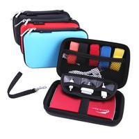 "2.5"" Waterproof Bag for External Hard Drive Disk/Phone/Camera/Mp5 Portable HDD Box Case"