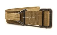 Outdoor tactical belt CQB Black Hawk within the belt airborne rescue professional nylon belt 800D