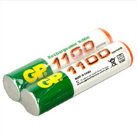 12pcs/Lot Hot sale original battery 1.2V NiMh aaa 1100 mAh battery rechargeable/aaa nimh battery