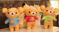18cm Wedding  plush dolls ,18 cm dress easily bear children gift,Creative lovely  cute plush toys mixed colors