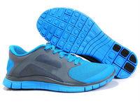men free run 4.0 V3 barefoot running shoes breathable athletic shoes super light men sneaker,Size