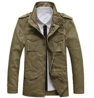 Free shipping 2014 hot Brand high quality Men's Jacket Man spring autumn coats Men jacket afs jeep cotton jacket