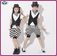 Children Latin Jazz Dance Costume Hip Hop Modern Dance Costume Latin Ballroom Dress