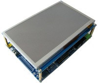 Mini STM32F429IGT6 Development Board with 7inch RGB touch LCD SDRAM NAND