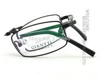 New men's Fold Pure Titanium glasses optical Eyeglass frames Spectacle frames 4 color