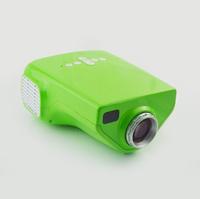 """2pcs Mini LED Video Projector """"jx-03 Hdmi projectors"""" - 320x240, 200:1, VGA and Hdmi Port -blue"""