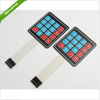10pcs Membrane Keyboard Keypad Matrix Keyboard switch keypad Keyboard 16 key