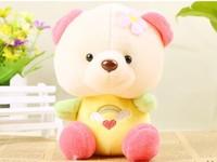 2014 17cm lovely  plush toys  Creative Creative easily bear Children's toy