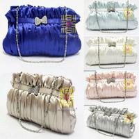 Fashion 2014 New Design Women Messenger Bags Candy Color Famous Brand Handbag Evening Party Bag Dssigual Women Leather