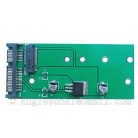 "Free  shipping  F06483 NGFF ( M2 ) SSD to 2.5"" SATA Adapter M.2 NGFF SSD to SATA3 Convert Card"