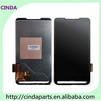 Free shipping Guaranteed 100% for HTC HD2/T8585  lcd display+touch glass screen digitizer