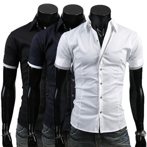 Cheap Designer Men's Clothing From China Brand Casual Designer Color