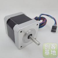 3d printer 42 line stepper motor 1.8 deg . reprap standard