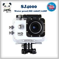 Action Camera Diving 30Meter Waterproof HD Camera 1080P Full HD SJ4000 Helmet Camera Underwater Sport Camera Sport DV Gopro hero