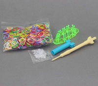 For DIY Loom Bands Bracelets,Products Mixed colors Specail For China (Mainland) silicone good quality New Arrive