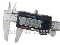 Calibre Digital Pro pie de rey 150mm Acero Inox en Caja. Display LCD Grande
