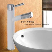 Free Shipping Faucet Bathroom Basin Faucet Chrome Swivel Brass Mixer Tap Torneiras Para Banheiro