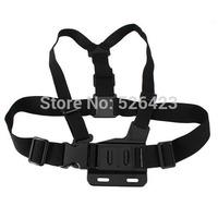 Adjustable Elastic Body Chest Harness Strap Mount Belt for Gopro Hero 1 2 3 3+