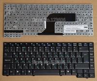 NEW Keyboard For  ASUS A3A A3E A3F A3V A3H Pro50S Pro50SL Pro50V Pro50VL  Laptop Russian Language Black