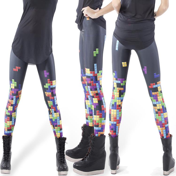Женские леггинсы We Top B368 B368 Women leggings