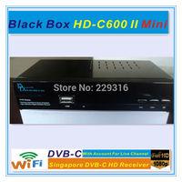 nagra 3 singapore,starhub black box hdc600, black box hd-c600,blackbox HDC600mini support BPL/HD channels,2pcs/lot