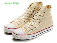 Top Quality STAR BRAND Classic women&men clidren canvas shoes ALL BLACK ALL WHTIE WINE RED high/low sneakers EUR ALL size 35-45