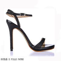 Ladies High Heel Platform Sandals Women Sexy Pumps High Heels Shoes Woman Female Size 35-43 SMR61