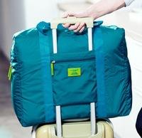 3Colors Men and Women Travel bags organizer duffle duffel bags outdoor waterproof storage bag nylon fashion free shipping