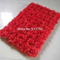 40cm*60cm Artificial silk flower lawn event party wedding supplies flower pillar flower wall home market decoration AH1223