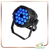 CE&RoHS 12X10W LED Par Light 120W RGBW 4IN1 waterproof ip65 outdoor PAR64 DMX PAR Stage Lighting