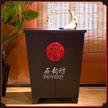 furniture display cabinet promotion
