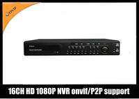 16CH 1080P/960P/720P HD NVR CMS smart phone/andriod cell phone control Onvif HDMI BQ-NR6216