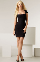 2014 wholesale  bodycon mini celebrity  party lady bandage  dress