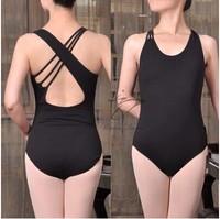 Ballet Velcro suits  female ballet gymnastics leotard adult uniforms Fitness  Dance costumes