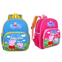 2014 new arrival cartoon peppa george pig waterproof pre-school bag backpack for children girl pepa kindergarten school bag