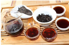 2006year Production  Old Comrades Puer Rawe Tea 250g lao tong zhi pu'er brick tea,Organic Pu-Er Tea,wholesale free shipping