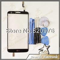 Original Touch Screen Touchscreen Digitizer Glass Replacement For LG G2 D802 D805 +Open Tools